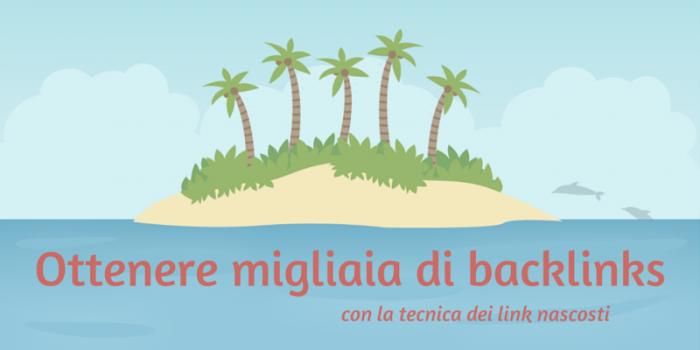 Rivelato il Trucco Segreto Per Ottenere Backlink Gratis dai Competitors!