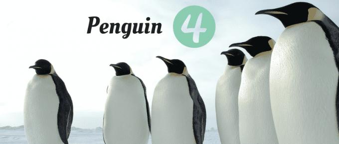 Penguin 4.0 è arrivato