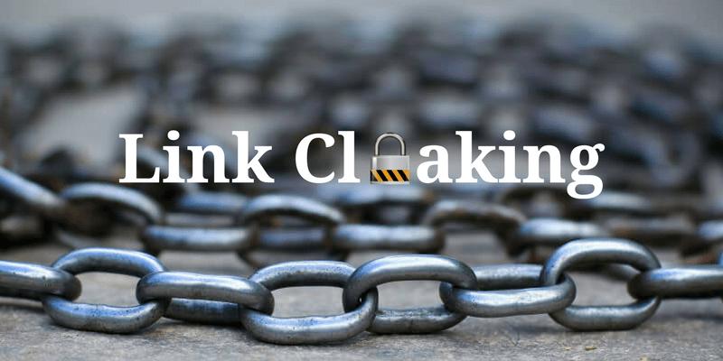 Come e perchè Devi Per Forza Nascondere i Tuoi Links di Affiliazione