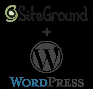 Siteground è stato ottimizzato per WordPress