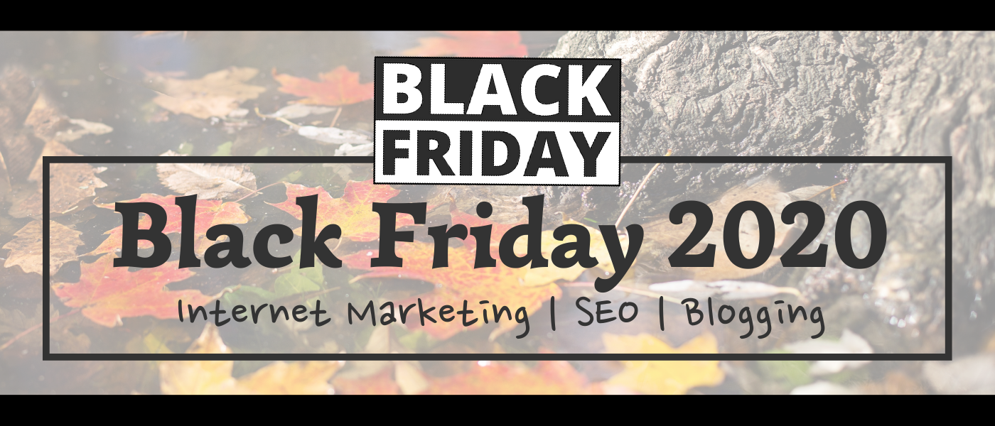 Sconti Black Friday 2020 per seo e web marketer