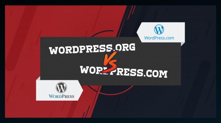 Scopri le differenze tra WordPress.com e WordPress.org