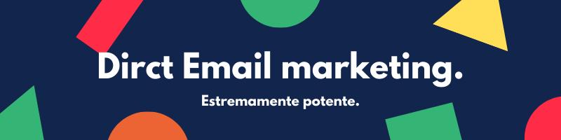 Direct Email marketing Brescia