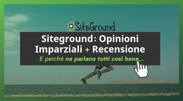 Opinioni positive/negative su Siteground e la mia recensione onesta dopo 6 anni! [cosa sapere PRIMA di acquistare]