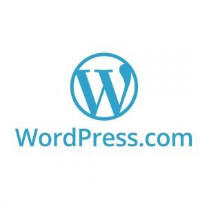 Wordpress.com official logo