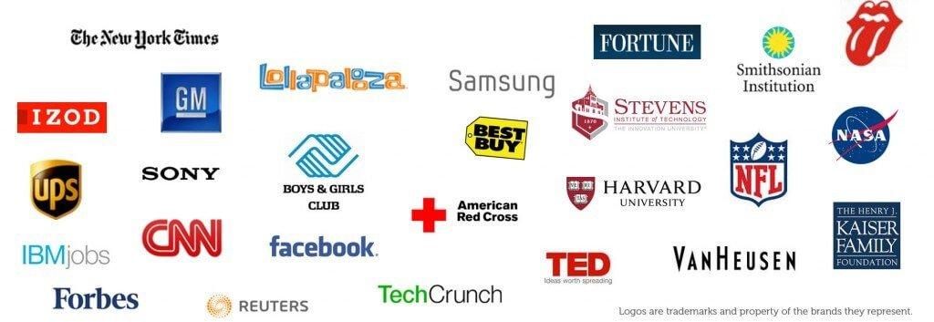 Grandi brand che usano WordPress