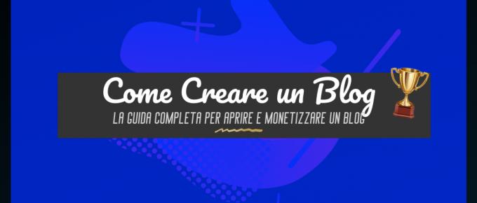 Come creare un Blog (tutorial ITA)