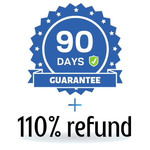 Garanzia di 90 giorni