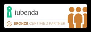 iubenda Certified Bronze Partner lorenzcrood