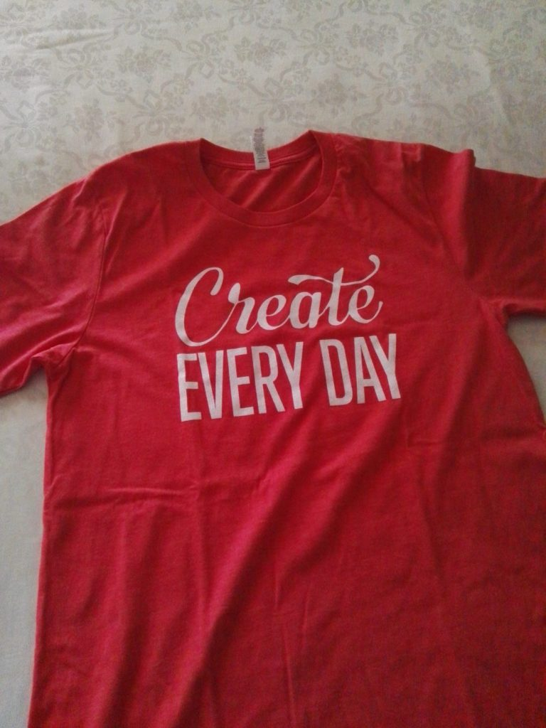 T-shirt di ConvertKit gratuita
