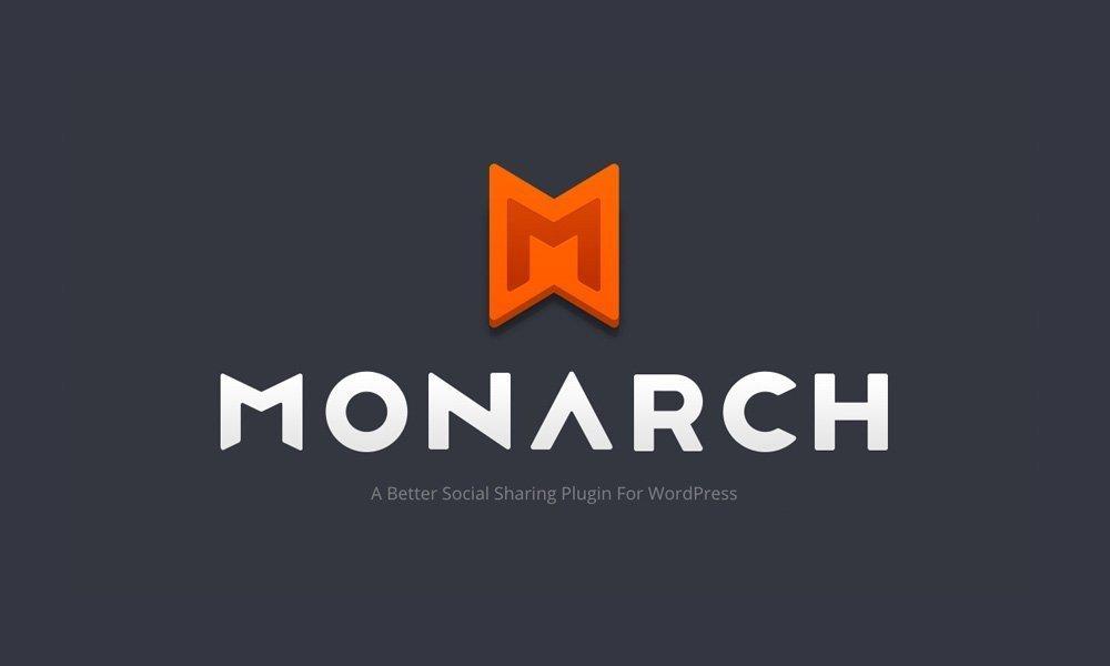 Logo di Monarch, uno dei migliori plugin social